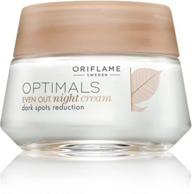 Oriflame Sweden Optimals Even Out Night Cream