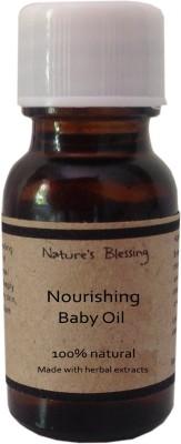 Nature,s Blessing Nourishing Baby Oil