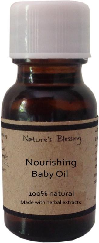 Nature's Blessing Nourishing Baby Oil(15 ml)