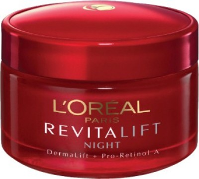 L ,Oreal Paris Revitalift Night Cream