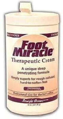 Milliken Foot Miracle Therapeutic Foot Cream - Pump Jar
