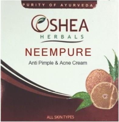 Oshea Herbals Neempure Anti Pimple & Acne Cream 50gm