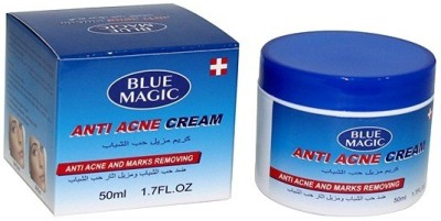Blue Magic Anti Acne & Marks Removing Cream - 50ml