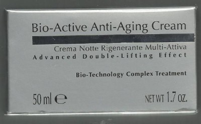 Bio-Active BIO Active Anti Aging Multi Active Regenerating Night Cream Advanced Double Lifting Effect