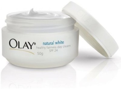 MR.BEST Personal Care Olay Natural White Healthy Fairness Day Cream SPF 24