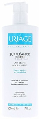 Unknown Uriage Supplance Body Nourishing Cream-Body Milk