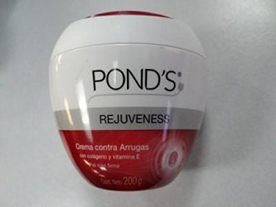 Pond's Rejuveness Anti-wrinkle Cream , Crema Ponds Rejuvecedora Contra-las Arrugas 200gr