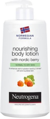 Neutrogena Nourishing Body Lotion