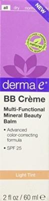 Derma E BB Creme SPF 5 Light Tint