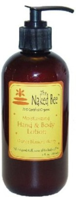 The Naked Bee Naked Bee ORANGE BLOSSOM HONEY Hand body lotion