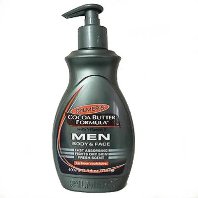 Palmer's Cocoa Butter Formula with Vitamin E Men Body and Face Lotion