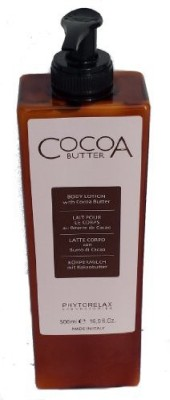 Phytorelax Cocoa Butter Body Lotion with Pump 500ml
