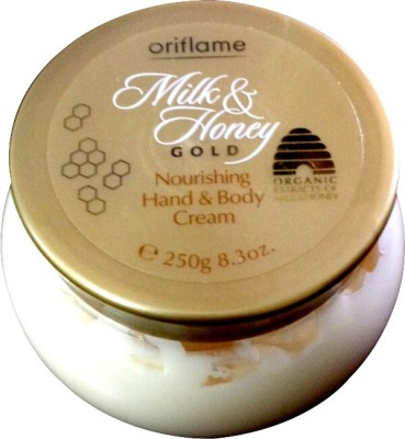 Oriflame Milk & Honey