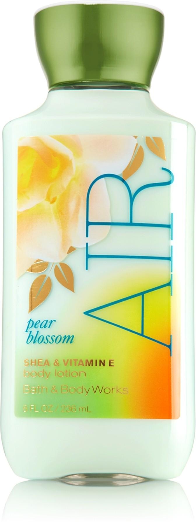Bath & Body Works Air Pear Blossom Body Lotion(236 ml)