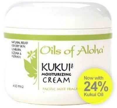 Oils of Aloha hawaiian kukui moisturizing cream w