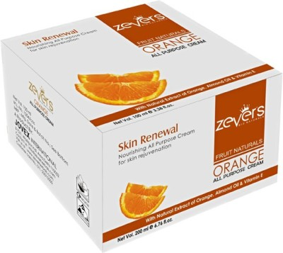 zever Skin Renewal Cream (Orange)