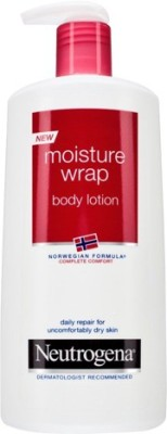 Neutrogena Norwegian Formula Moisture Wrap Daily Repair