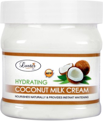 Luster Hydrating Coconut Milk Cream