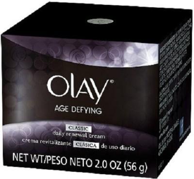 Olay Age Defying Daily Renewal Cream 56gm