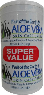 Fruit of the Earth Aloe Vera With Natural Intense Cream