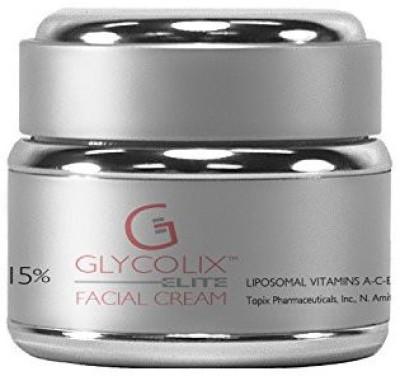 Topix Pharm Glycolix Elite Facial Cream, 15 Percent