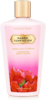 Victoria,s Secret Mango Temptation nectar & Hibisus Hydrating Body Lotion