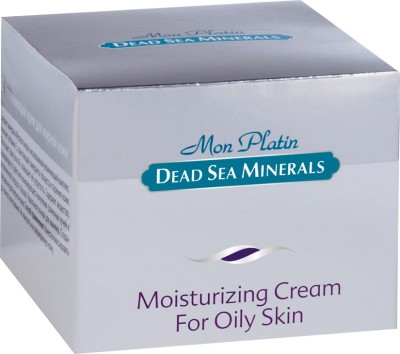 Dead Sea Minerals Moisturizing Cream for Oily Skin