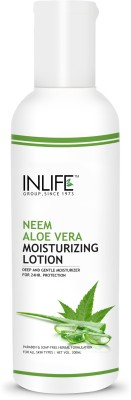Inlife Moisturizing Lotion
