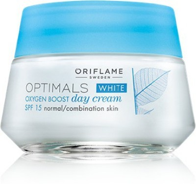 Optimals White Oxygen Boost Day Cream