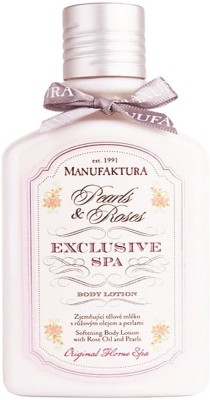 Manufaktura Pearls & Roses Exclusive Spa Body Lotion