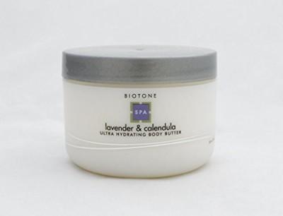 Biotone lavender & calendula body butter 8.5 fl oz
