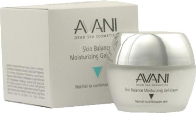 Avani Dead Sea Cosmetics - Skin Balance Moisturizing Gel Cream