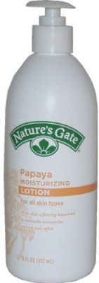 Nature's Gate Moisturizing Lotion, Papaya