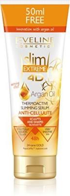 Eveline Cosmetics Cosmetics Slim Extreme 4d Argan Oil Thermo Slimming Cellulite Serum(292.743 ml)