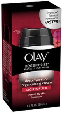Olay Regenerist Deep Hydration Regenerating Moisturizer Cream With Ayur Soap