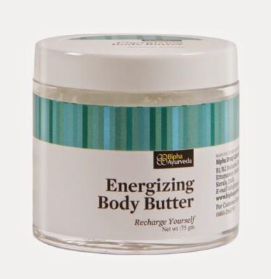 Bipha Ayurveda Energizing Body Butter
