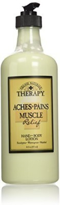 Village Naturals Therapy Muscle Relief Natural Lotion (3-Pack)