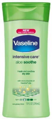 Vaseline Total Moisture Aloe Fresh Lotion