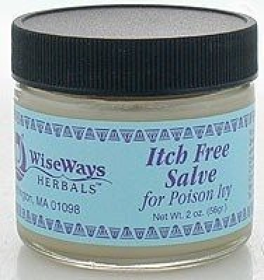 Wise Ways Herbals WiseWays Herbals: Salves For Natural Skin Care, Itch Free Salve