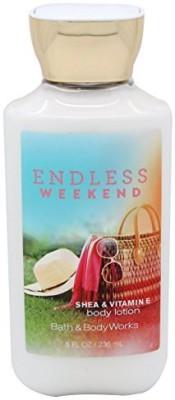 Bath & Body Works Endless Weekend - Body Lotion
