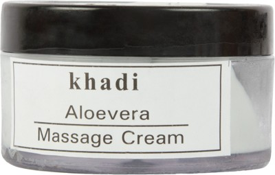 Khadi Manav Herbal Aloevera Face Massage