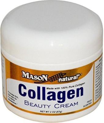 MASON VITAMINS Collagen Beauty Cream Made with 100% Pure Collagen