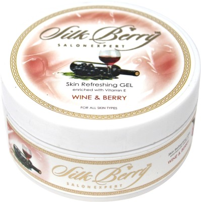Silk Berry Wine and Berry Massage Gel