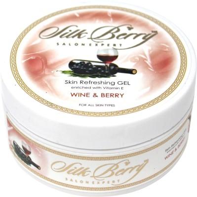 Silk Berry Wine and Berry Massage Gel