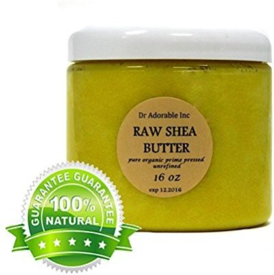 Dr Adorable Unrefined Shea Butter Pure Raw / 1lb