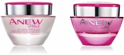Avon Anew Vitale Night & Day Cream(30g)