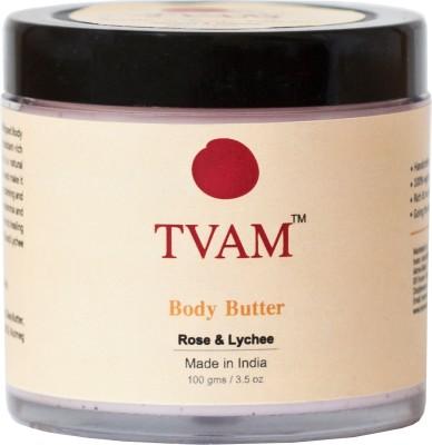 TVAM Rose & Lychee Body Butter