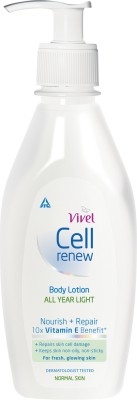 Vivel Cell Renew All Year Light Body Lotion