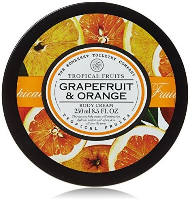 Tropical Fruits Grapefruit Orange Asquith All Over Body Moisturizer