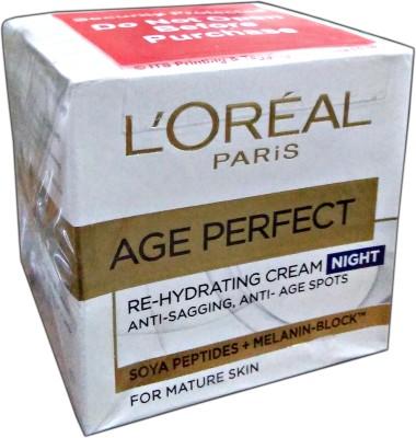 L,Oreal Paris Age Perfect Re-Hydrating Night Cream